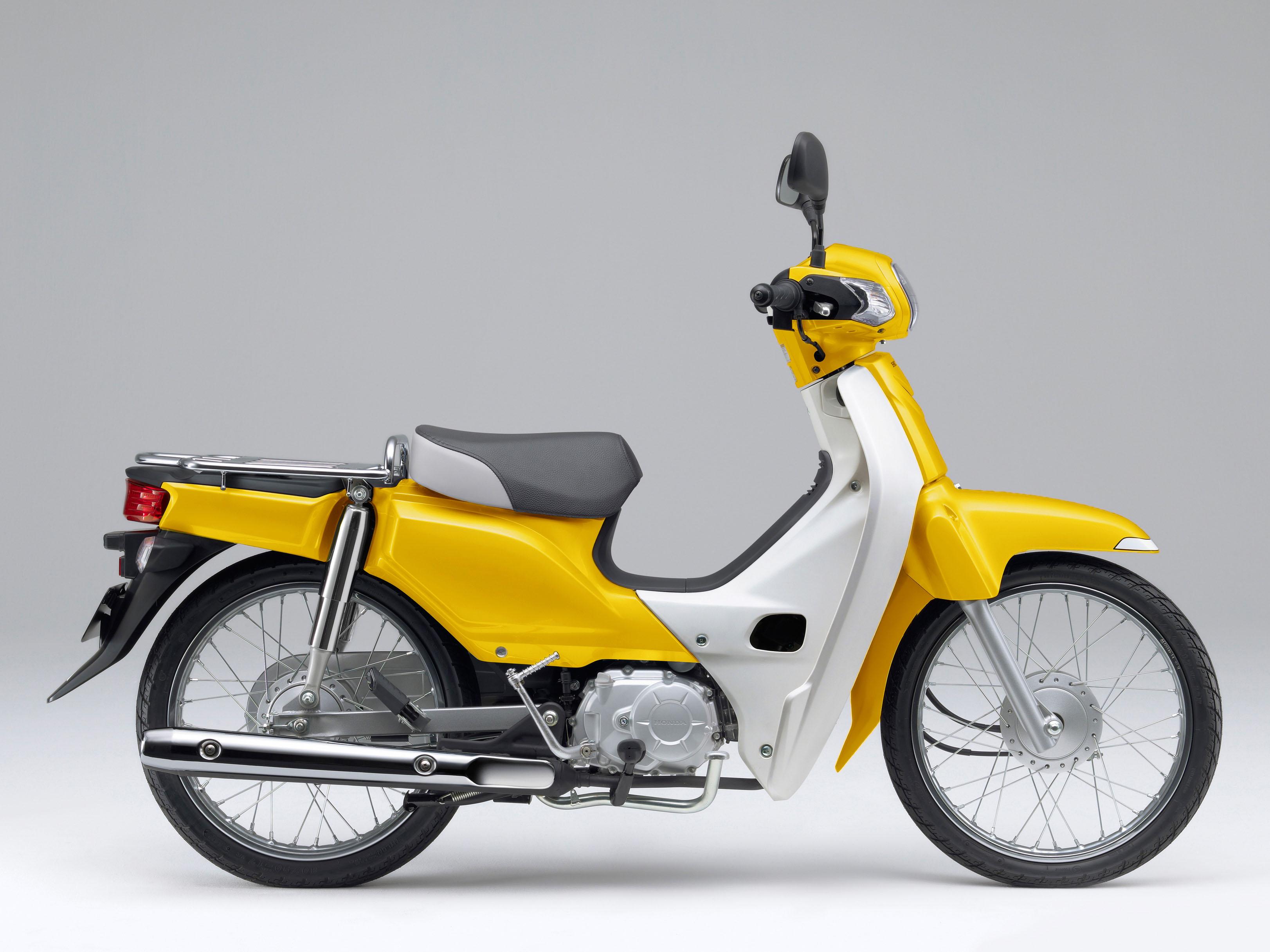 スーパーカブ・オリジナルカラ―ヴァージョン(新車)